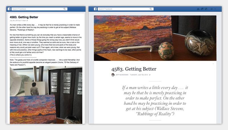 Il 2015 di Facebook - Note