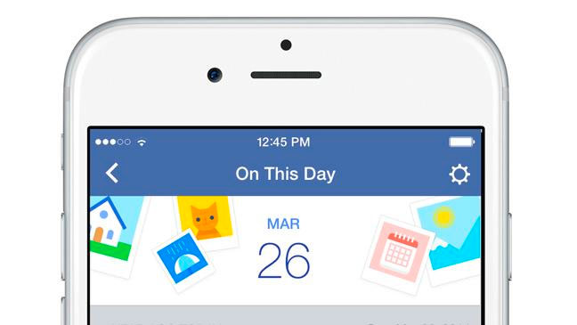 Il 2015 di Facebook - On this day