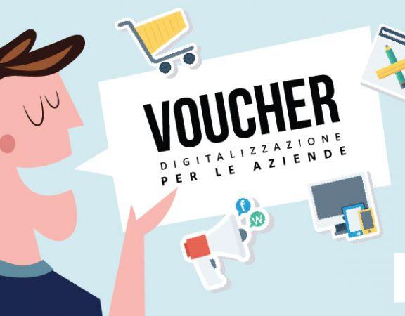 Voucher digitalizzazione per le aziende - Rienzi Comunica
