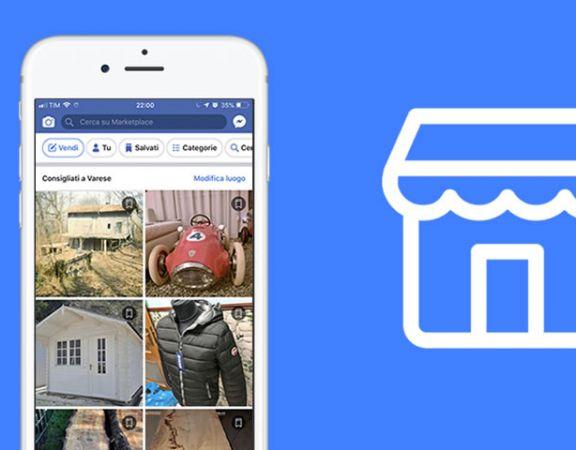 Facebook Marketplace festeggia il suo compleanno con nuovi strumenti basati sull'Intelligenza artificiale